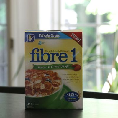 Fibre 1 Almond & Cluster Delight Cereal