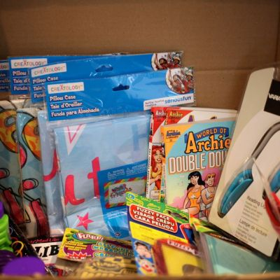 The Ultimate Camp Care Package for Girls