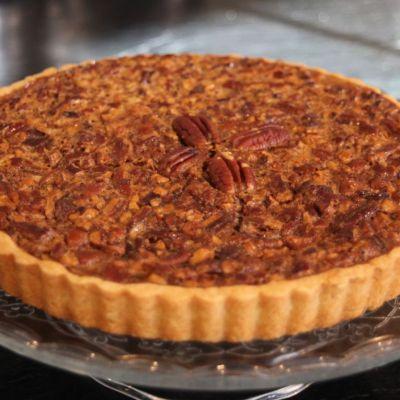 Maple Pecan Tart – You're Welcome
