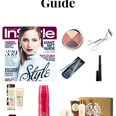 2013 Beauty Gift Guide