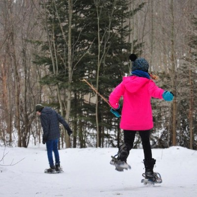 Discover Halton: Snowshoeing and the Sweet Water Festival