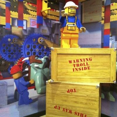 Exploring Legoland Discovery Centre Toronto
