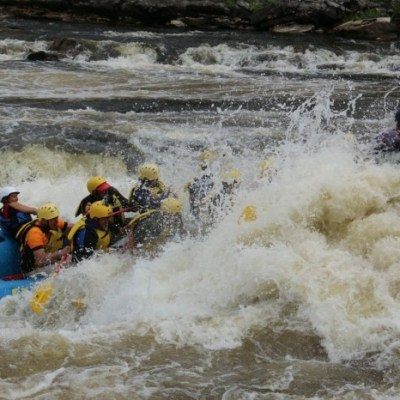 White Water Rafting and My Mid-Life Crisis Continued
