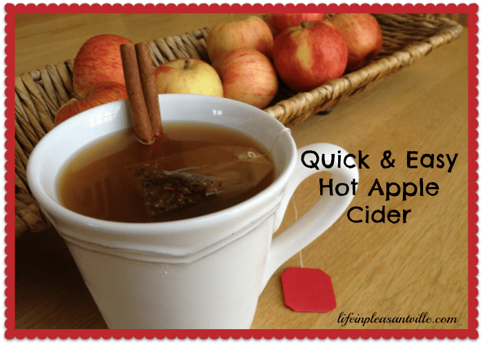 Quickk Apple Cider