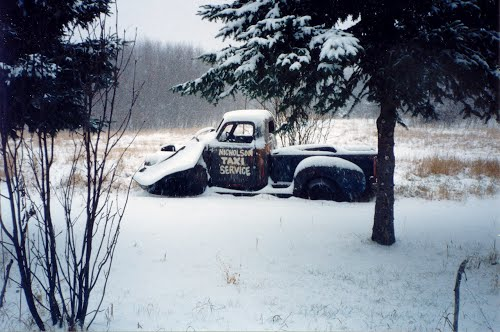 Ontario Truck Parts >> Ghost Towns Of Canada - Life In Pleasantville