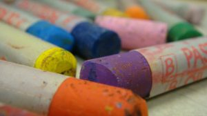 gifts for artists, Oil pastel