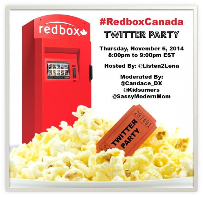 Redbox Canada Graphic