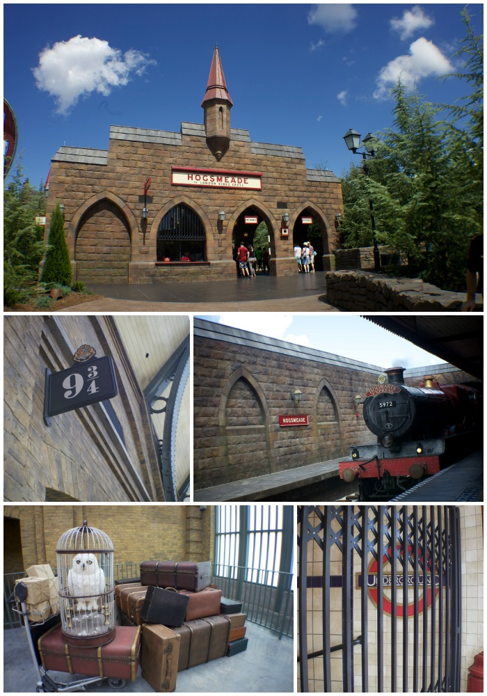 diagon alley universal,hogswart express