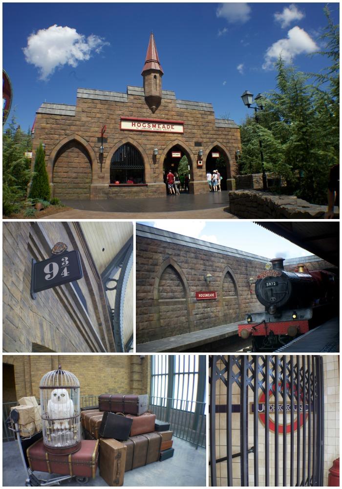 diagon alley universal,hogswart express