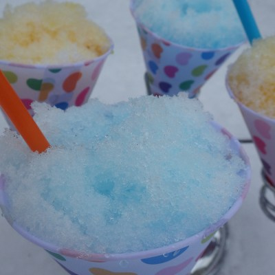 How to Make Real Snow Cones