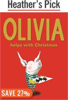 Children's Christmas books, Olivia Helps with Christmas