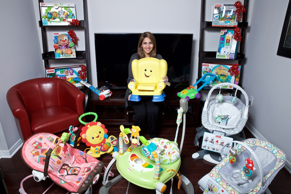 lena and toys