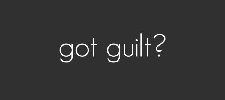 self care, guilt, mommy guilt,
