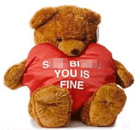valentine-stuffy fail