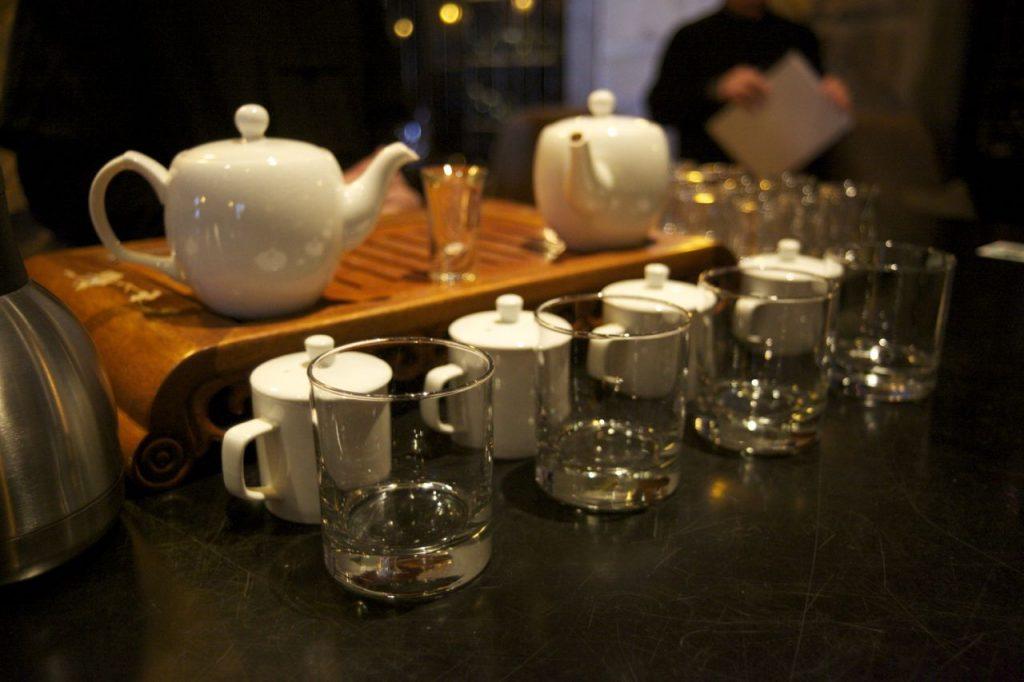 Time is a luxury, tea tasting, white tea, oolong tea, green tea, black tea