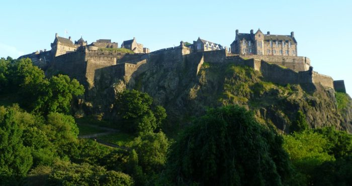 Edinburgh Castle, Edinburgh, Scotland, travel, tote bag, Crush and Covet, Departure Reversible Tote, Bag balm, Butter, Baked, Goods, cookbook, camera, Nikon, DSLR, D7000, Chapters Indigo, baking, butter, hand cream