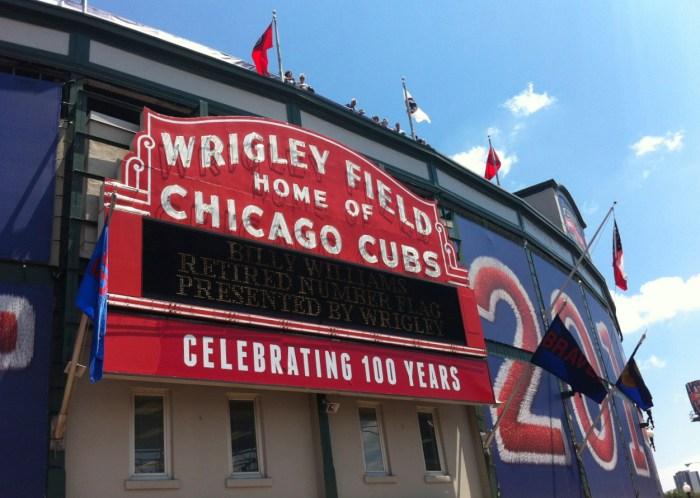 Wrigley Stadium, Chicago