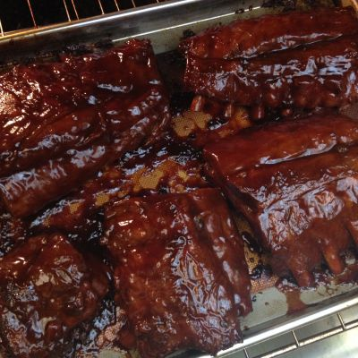 Ribs! We're Bringing Sexy (Baby) Back