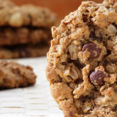 The Definitive Oatmeal Cookie