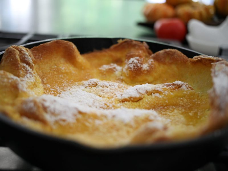 Classic Dutch Baby Recipe - Another Reason to Love Your Cast Iron Skillet
