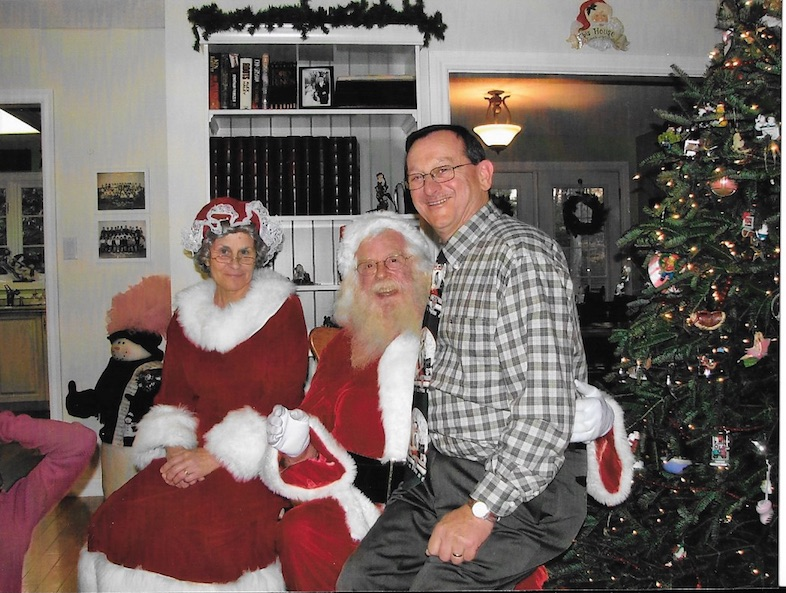 Believe Santa Claus, Even parents believe in Santa Claus