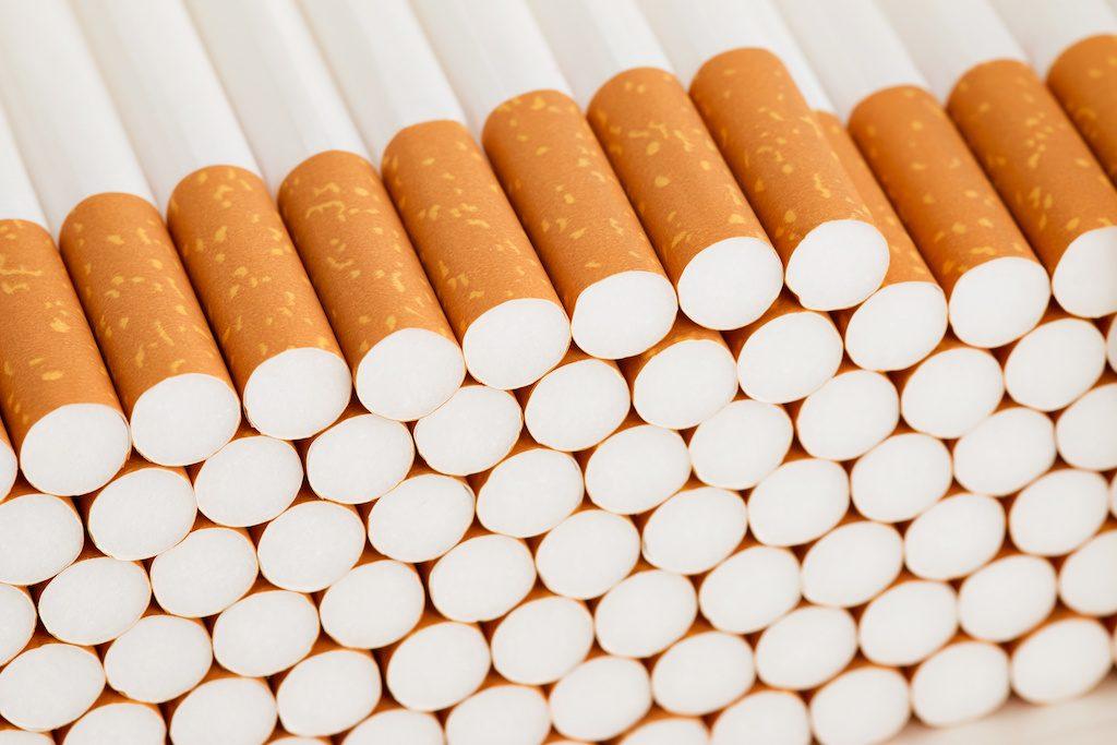 illegal cigarettes