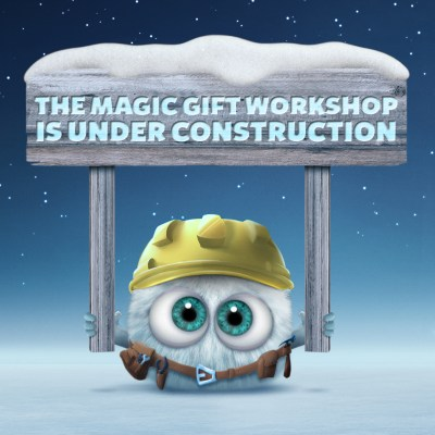 Register Now to Visit the Magic Gift Workshop At Rideau Centre!