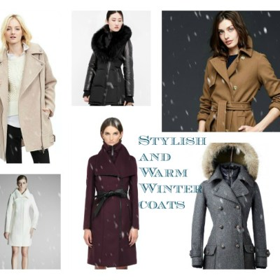 Six Winter Coats That Are Stylish and Warm