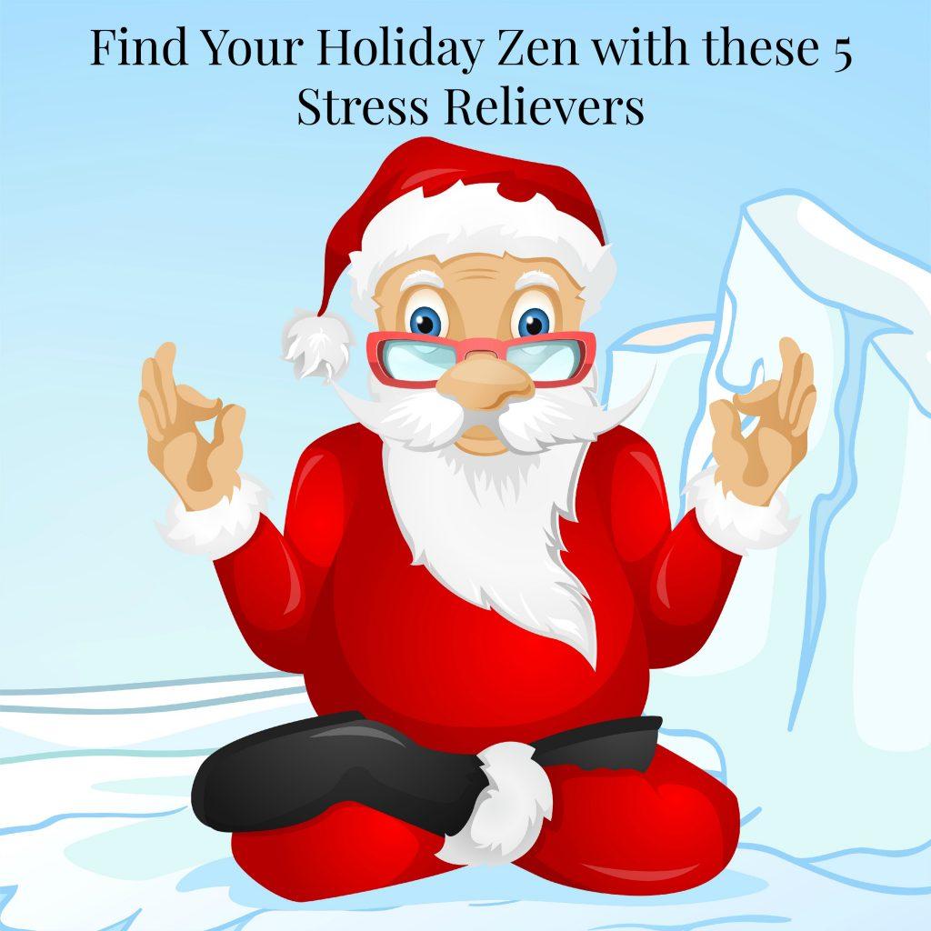5 Tips To Avoid Holiday Stress