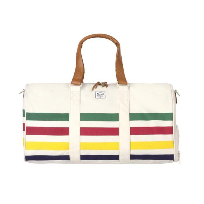 Hudson's Bay bags