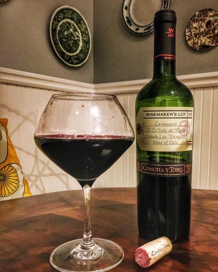 Dee's wine
