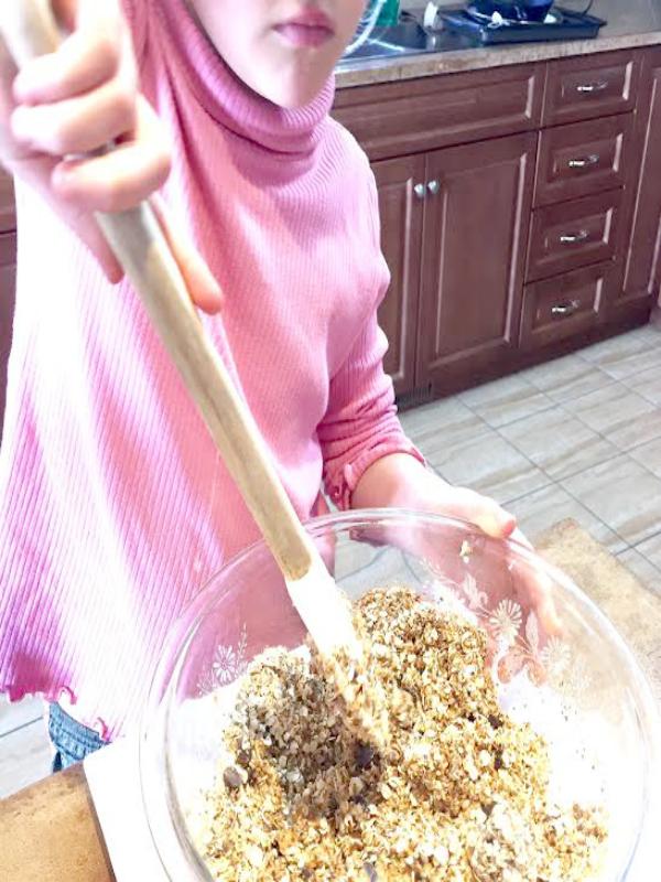 kaylie cooking 2