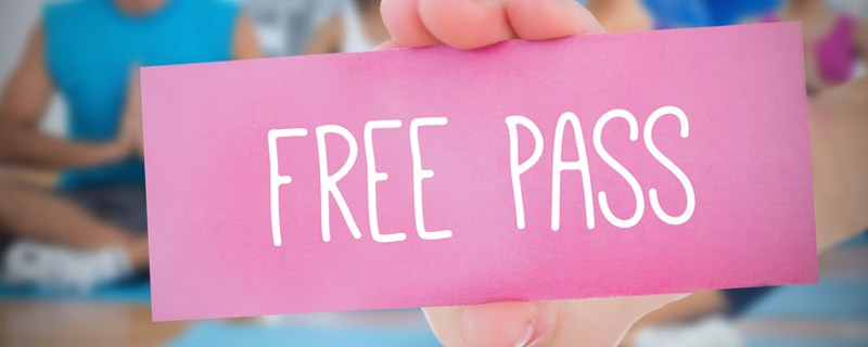 Mother's Day gift weekend off FREE PASS 3 day pass