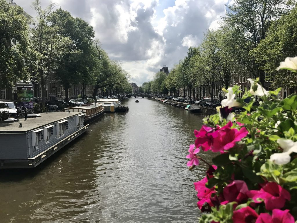 First Trip to Amsterdam