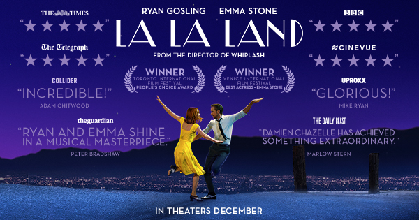 smoke free movies, one extra smoked in la la land