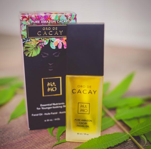best winter beauty products, MAMO Botanics Pure Amazon Cacay Facial Oil 100% natural environmentally sustainable
