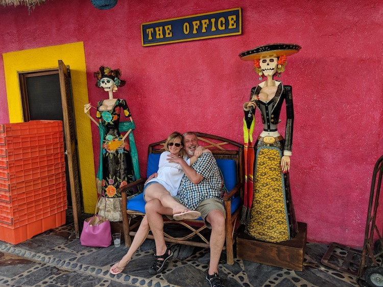 When You Go to Cabo be sure to visit The Office