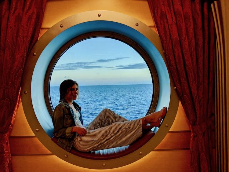 Grow out of Disney, Disney Cruise Line