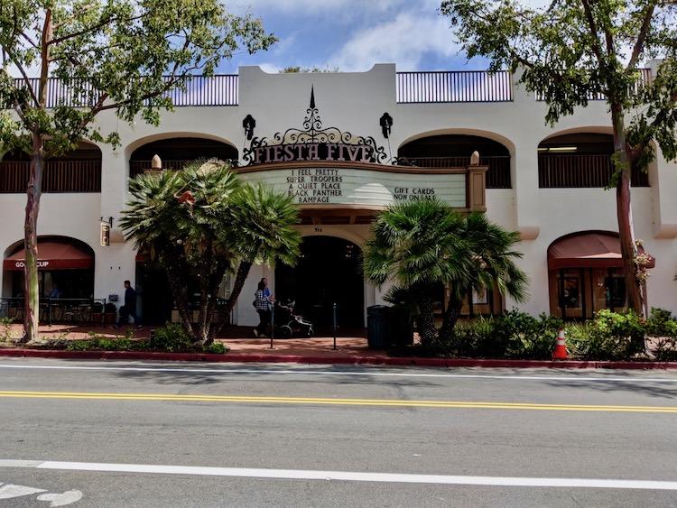 one day in Santa Barbara, shopping, state st, things to do in Santa Barbara