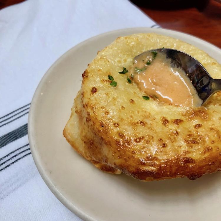 eat this, shoot that, lobster bisque, enterprise fish co., food tour, walking tour, santa barbara