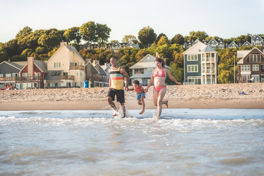 Port Stanley - The beaches in Southwest Ontario are great family destinations, close enough for day trips and weekend stays. Find one near where you live and take the kids this summer! | Life In Pleasantville