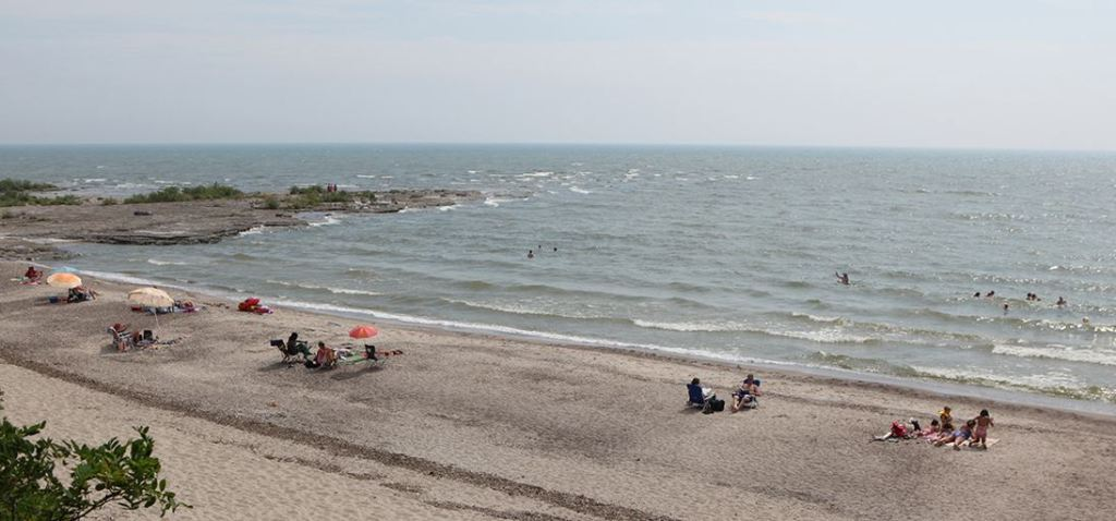 Rock Point - The beaches in Southwest Ontario are great family destinations, close enough for day trips and weekend stays. Find one near where you live and take the kids this summer! | Life In Pleasantville