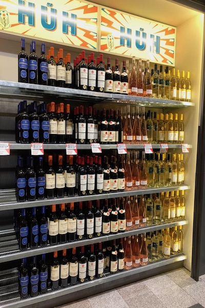 go to iceland, alcohol expensive, duty free shopping,