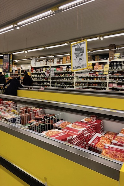 go to Iceland, grocery shopping, eating on a budget in Iceland, Bonus