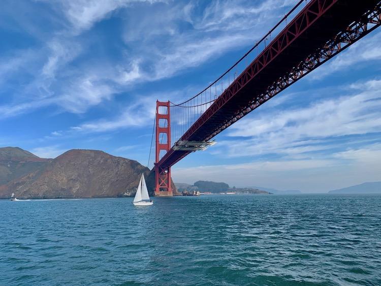 Stuck in San Francisco, CityPASS Tour, boat tour, iconic destination