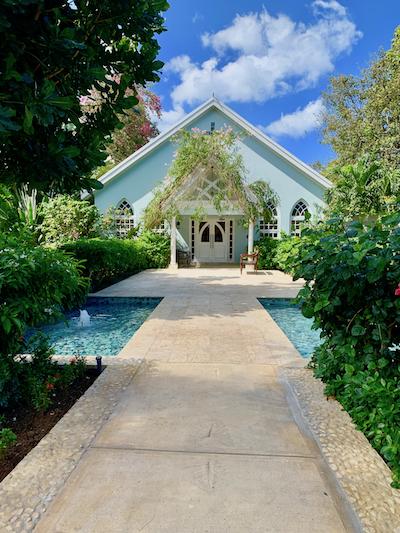 Sandals Montego Bay, Wedding chapel