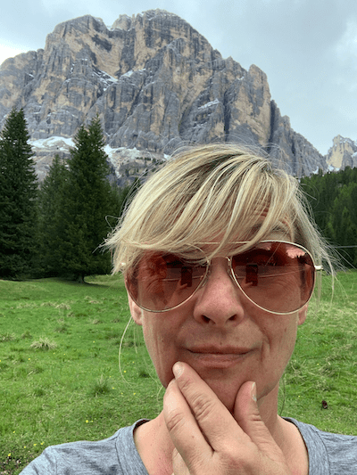 Hiking in Italy, Tre Cime Mountains