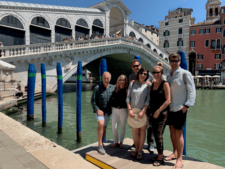 Rialto Bridge in Venice, busiest spots in Venice, where to avoid, travel Tips for Venice