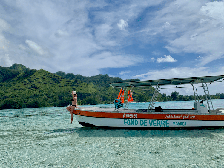 Tahiti on a budget, Moorea, best islands to visit on a budget