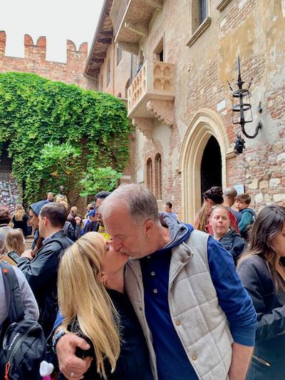 Best Tours Northern Italy, Casa Di Giulietta, Verona